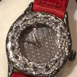 John Hardy diamond watch